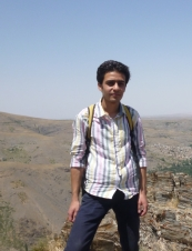 Mojtaba from Iran 20 y.o.