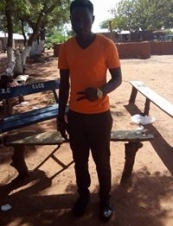 Owusu 33 y.o. from South Africa