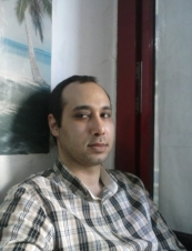 amr from Egypt 41 y.o.